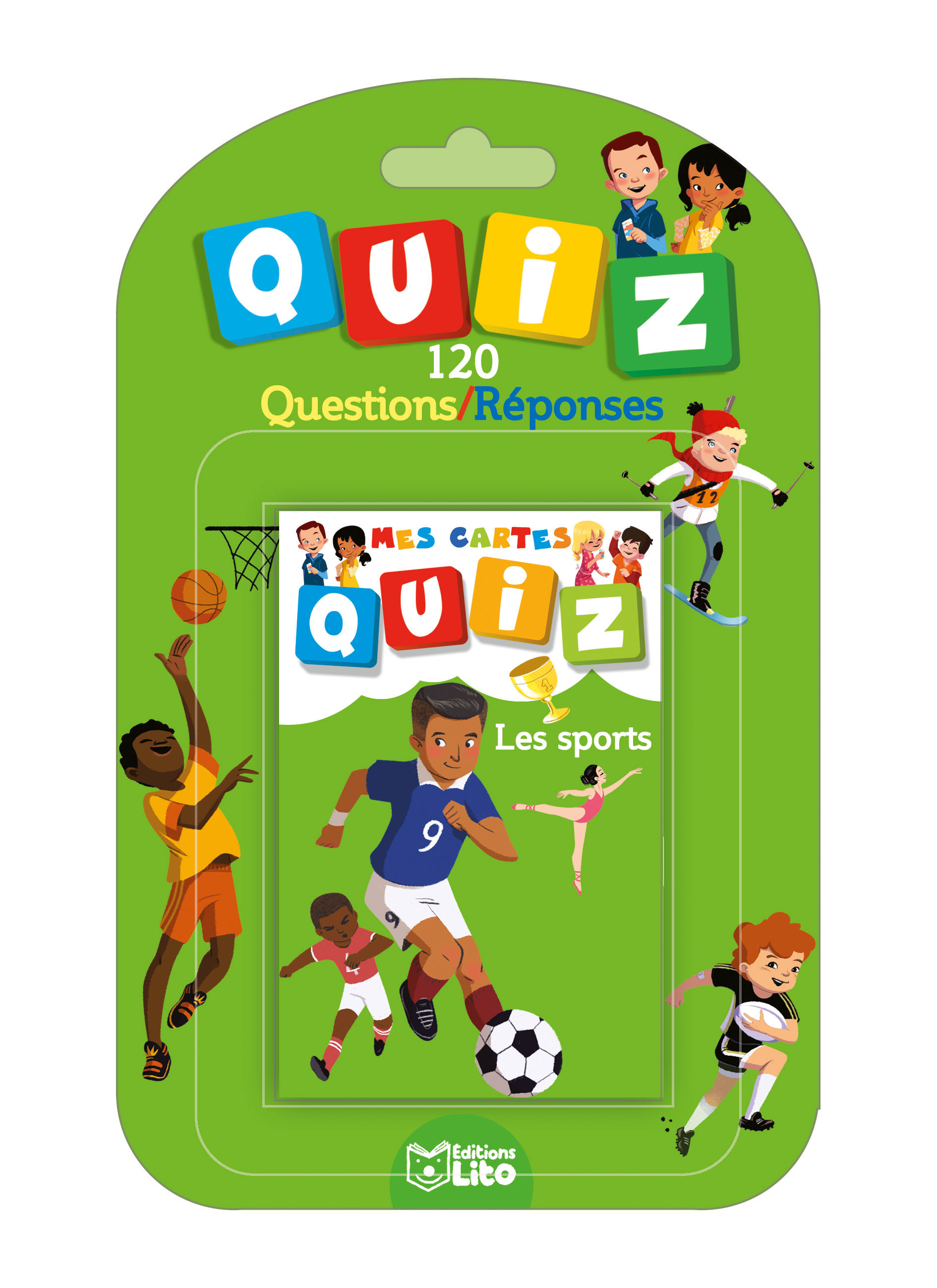 MES CARTES QUIZ LES SPORTS
