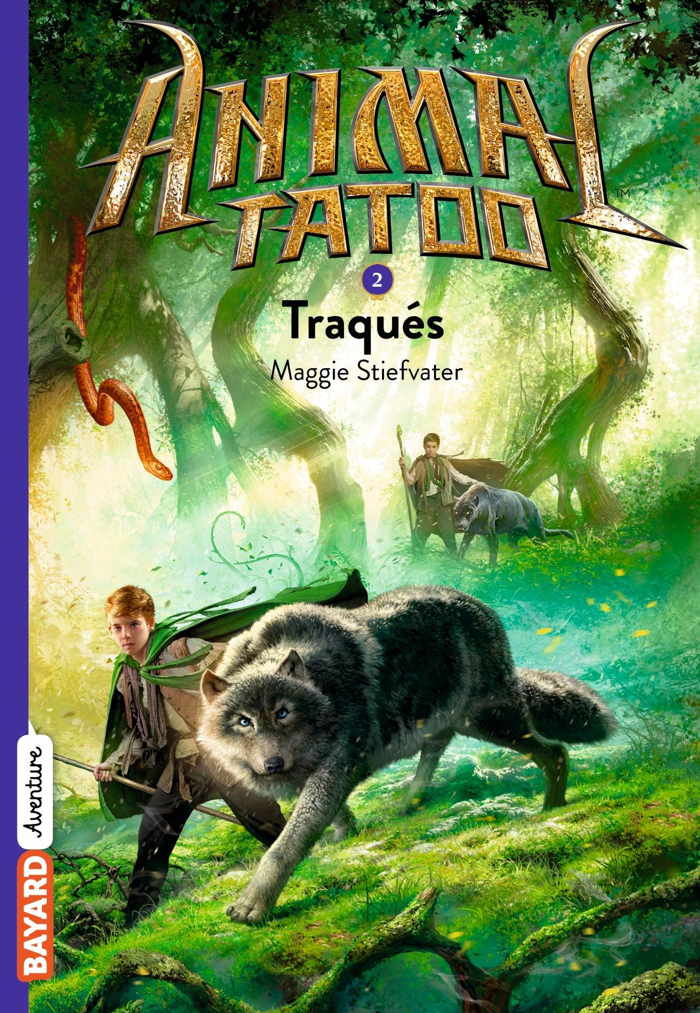 ANIMAL TATOO POCHE SAISON 1, TOME 02 - TRAQUES