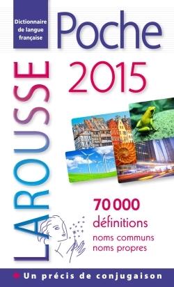 LAROUSSE DE POCHE 2015