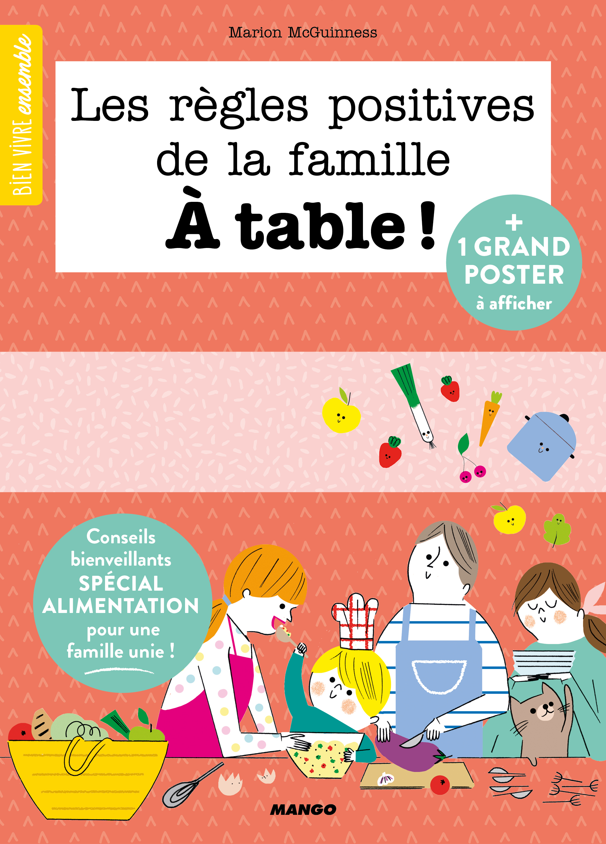 LES REGLES POSITIVES DE LA FAMILLE A TABLE !