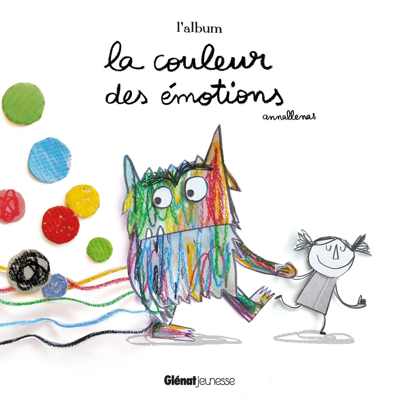 LA COULEUR DES EMOTIONS - L'ALBUM