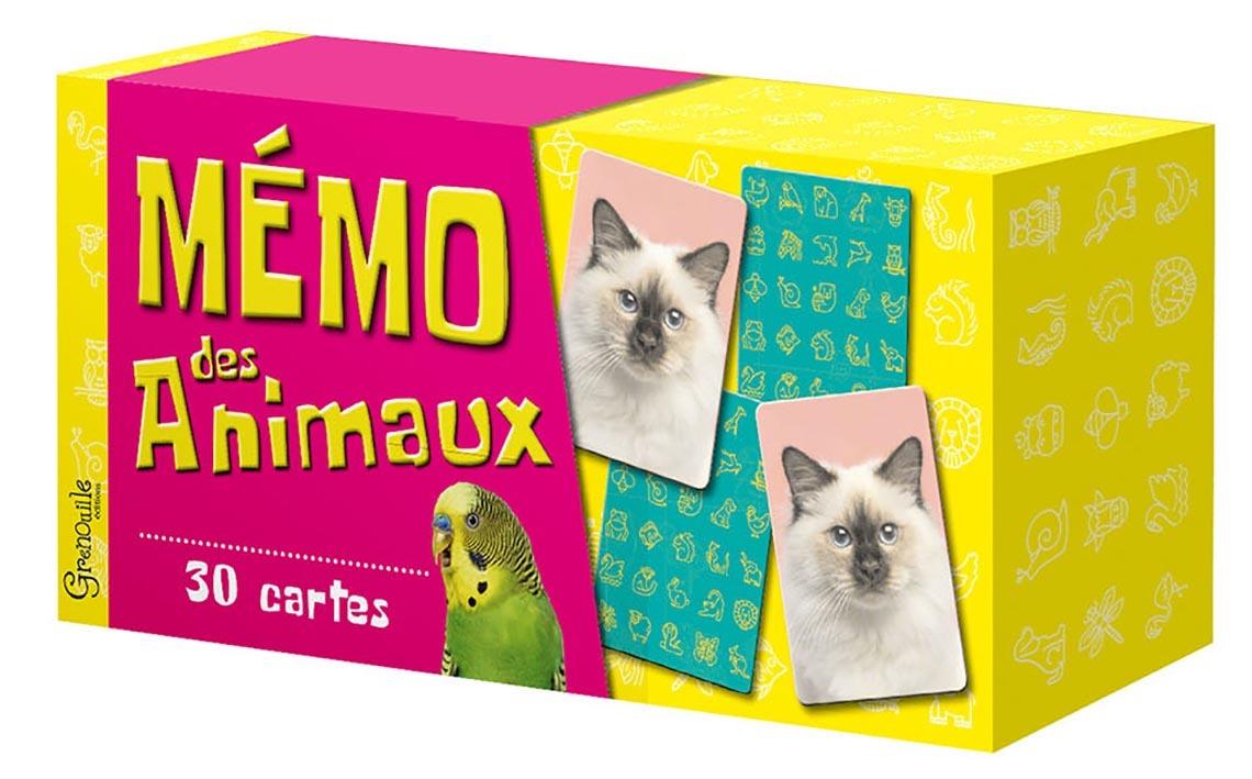 MEMO DES ANIMAUX