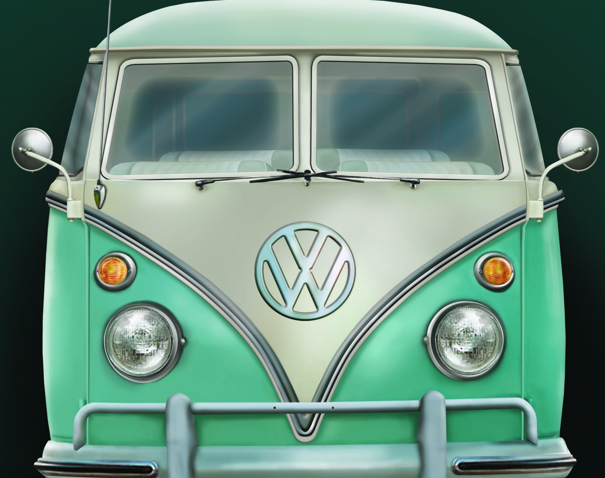 ON THE ROAD/VOLKSWAGEN T1