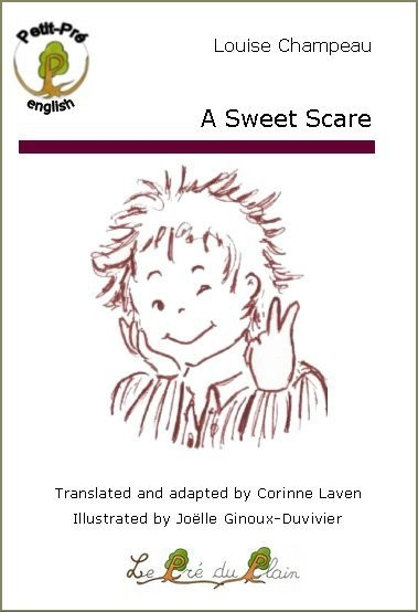 A SWEET SCARE