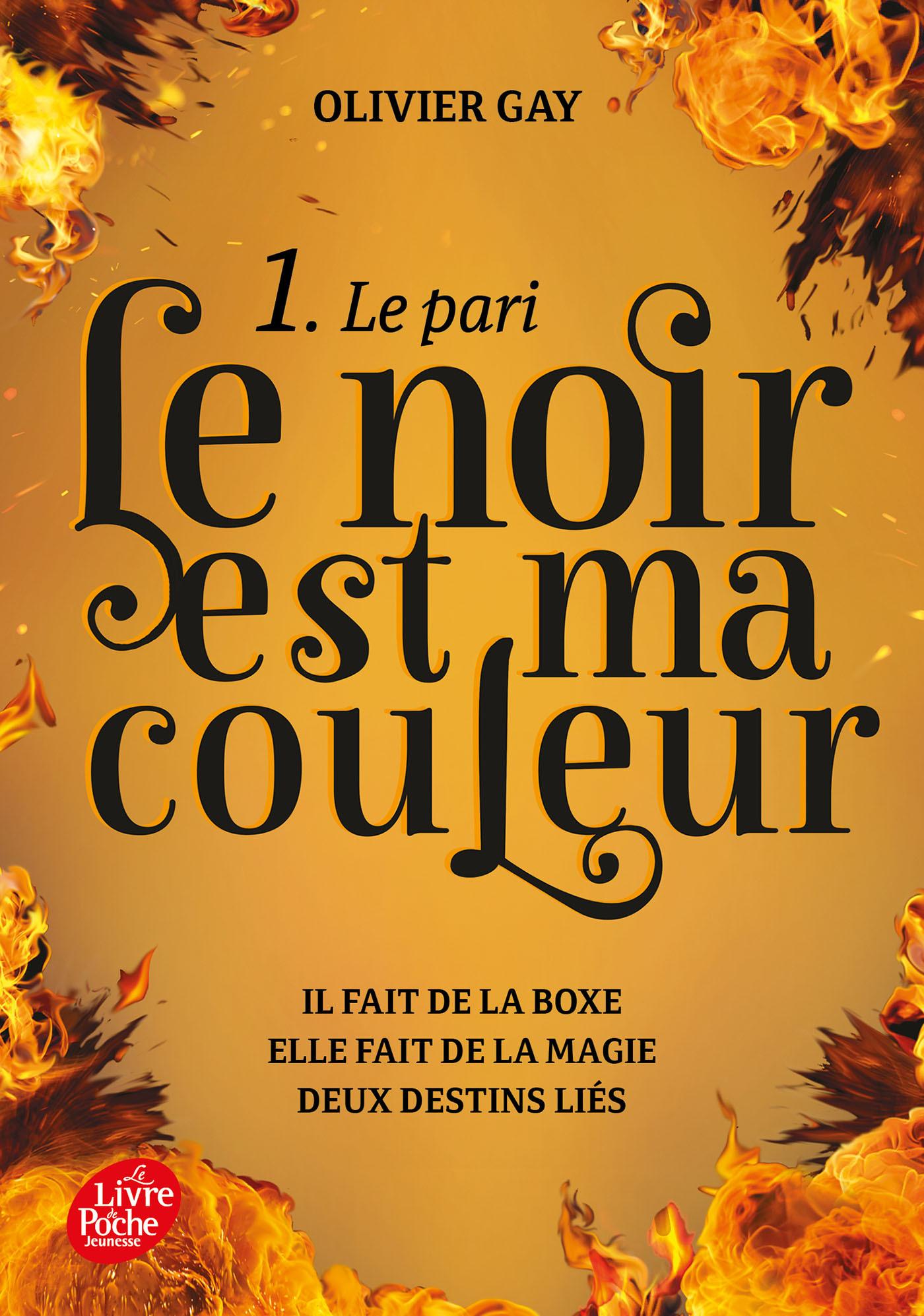 LE NOIR EST MA COULEUR - T01 - LE NOIR EST MA COULEUR