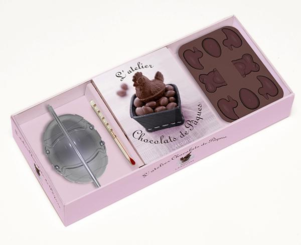 L'ATELIER CHOCOLATS DE PAQUES