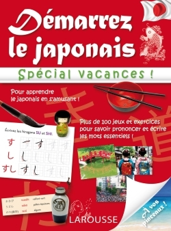 DEMARREZ LE JAPONAIS SPECIAL VACANCES