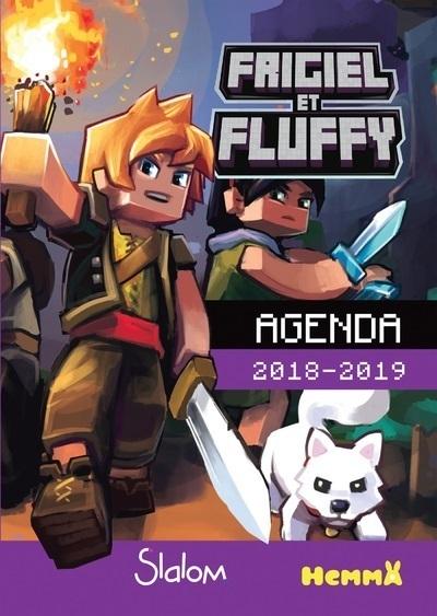 FRIGIEL ET FLUFFY AGENDA 2018-2019