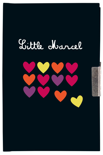 JOURNAL INTIME AVEC CADENAS LITTLE MARCEL