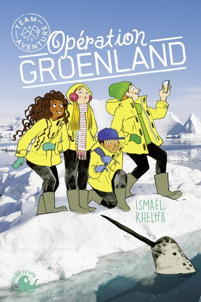 TEAM AVENTURE - OPERATION GROENLAND
