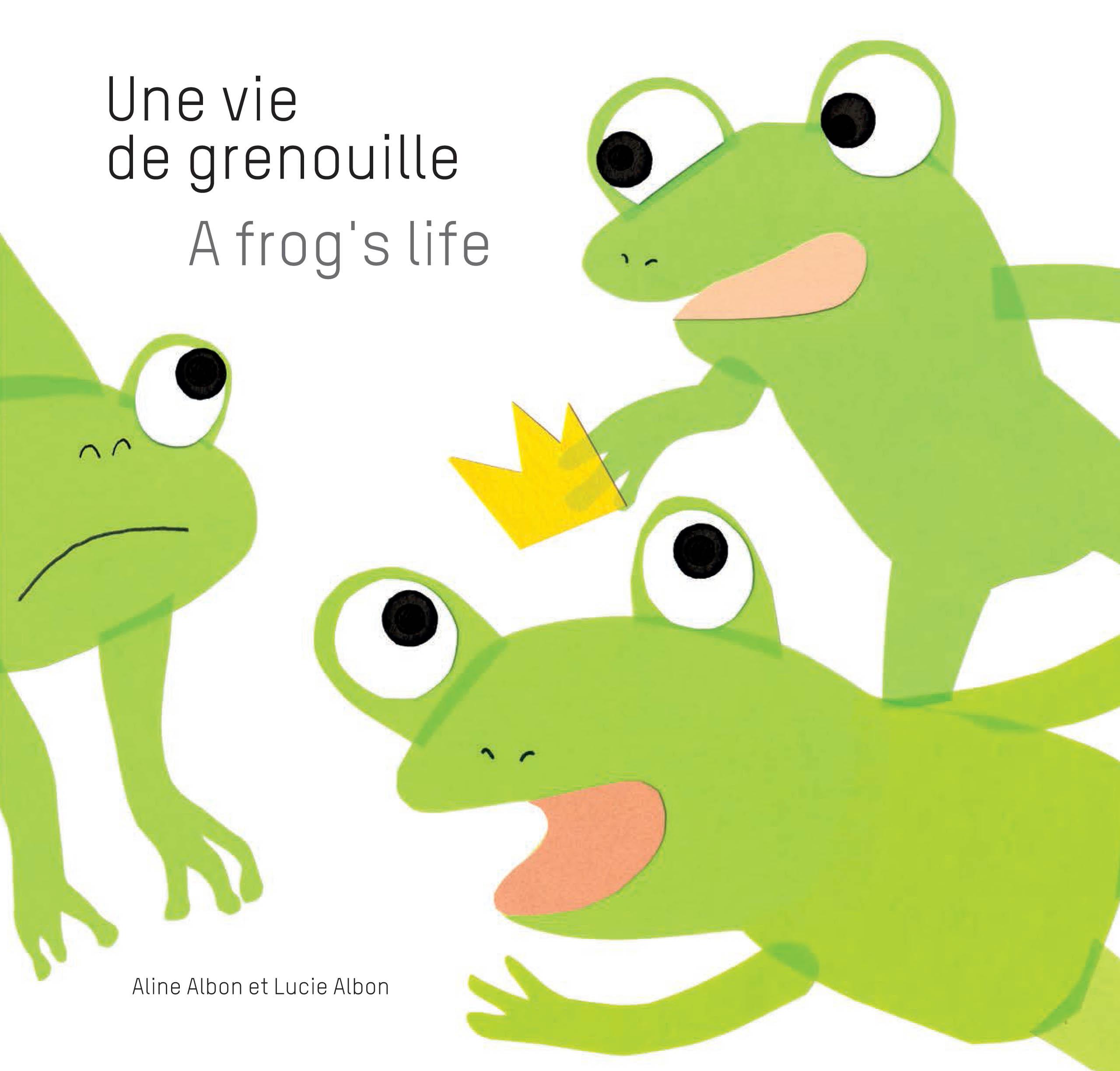 UNE VIE DE GRENOUILLE-A FROG'S LIFE