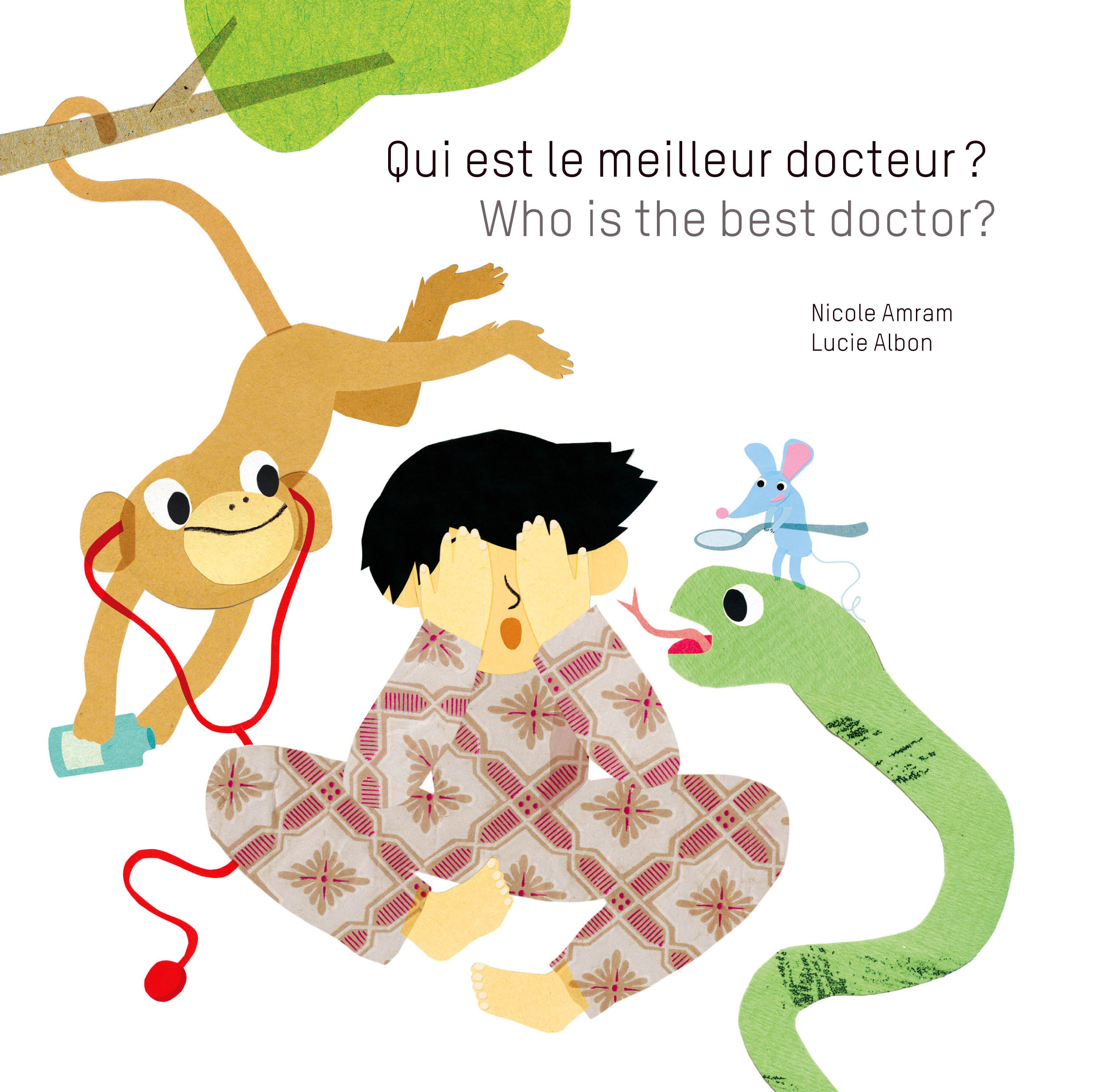 QUI EST LE MEILLEUR DOCTEUR? WHO IS THE BEST DOCTOR?
