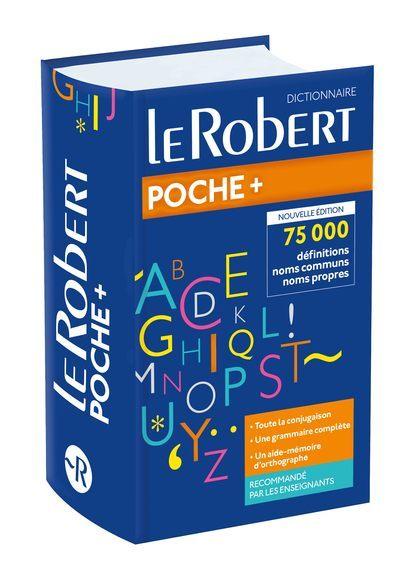 LE ROBERT DE POCHE+