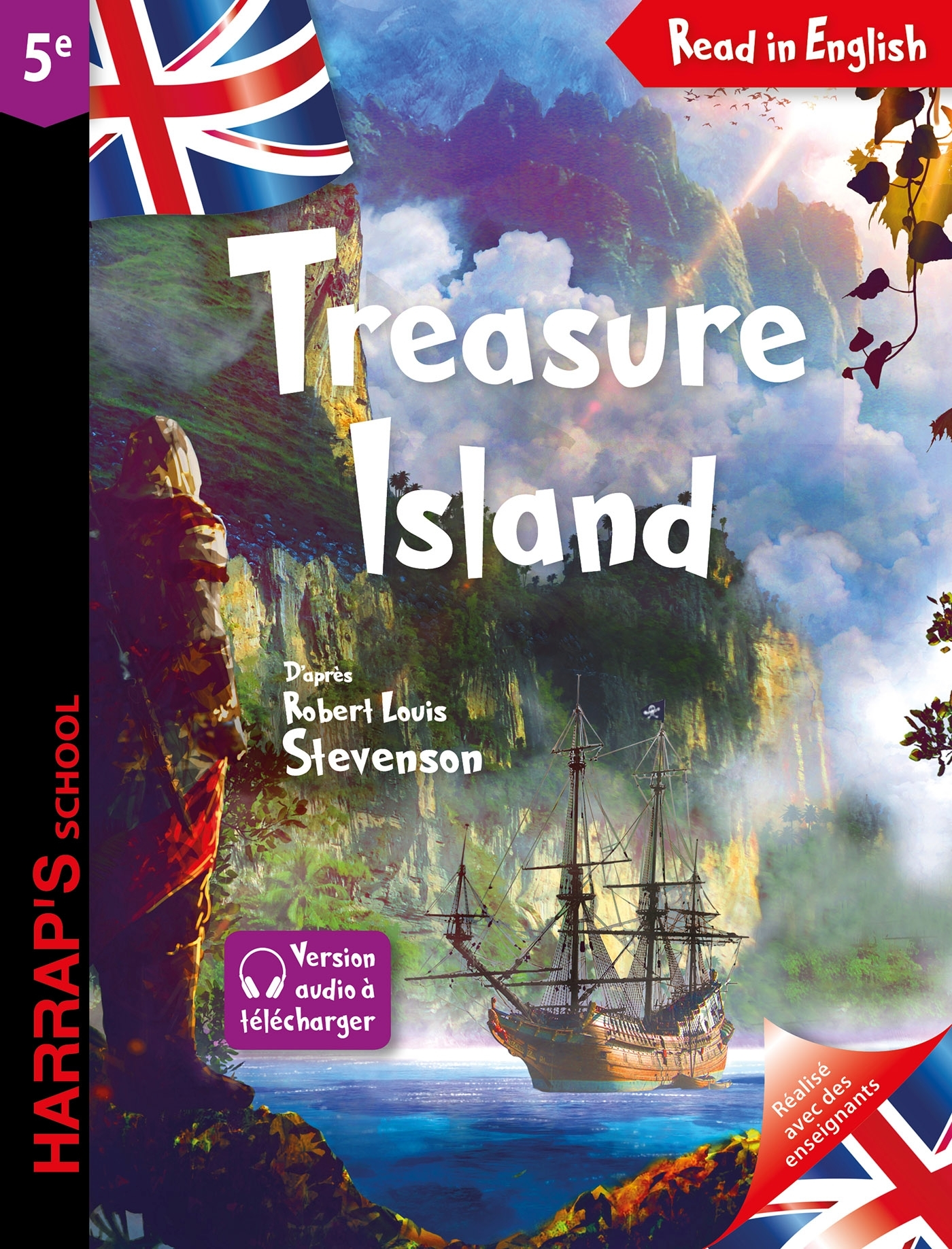 HARRAP'S TREASURE ISLAND