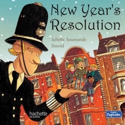 ANGLAIS CM - COLLECTION ENGLISH CUPCAKE - NEW YEAR'S RESOLUTION ALBUM 2 - ED. 2016