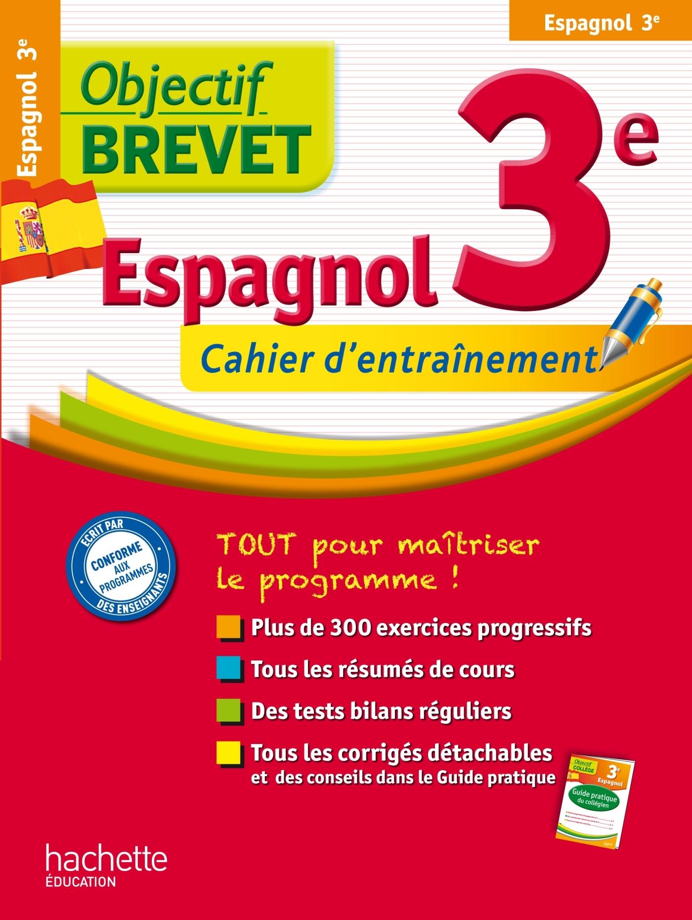 OBJECTIF BREVET ESPAGNOL 3EME
