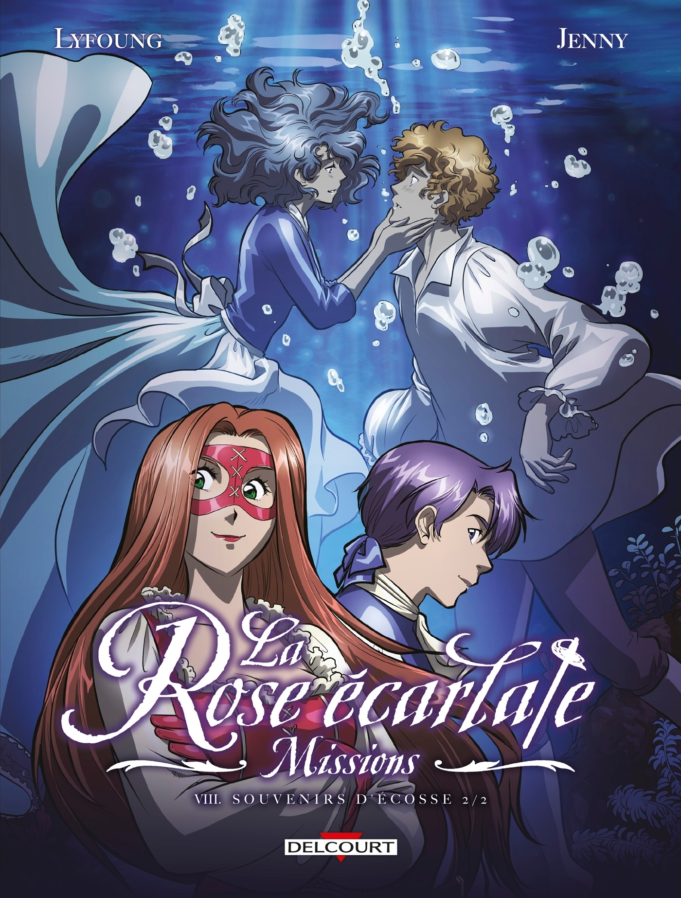 LA ROSE ECARLATE - MISSIONS T08