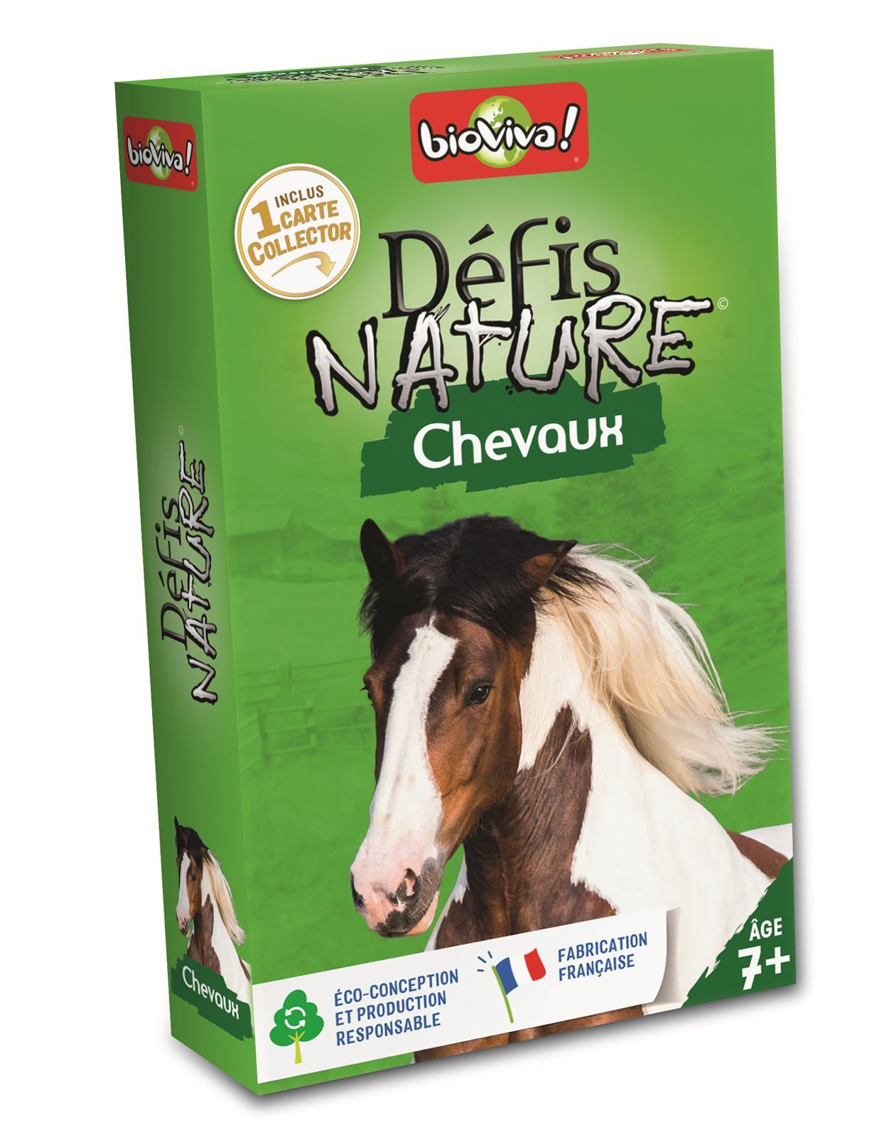 DEFIS NATURE - CHEVAUX