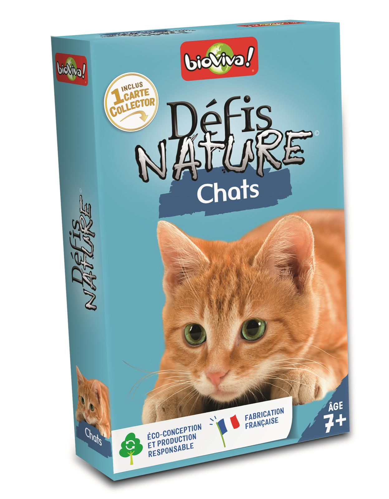 DEFIS NATURE - CHATS