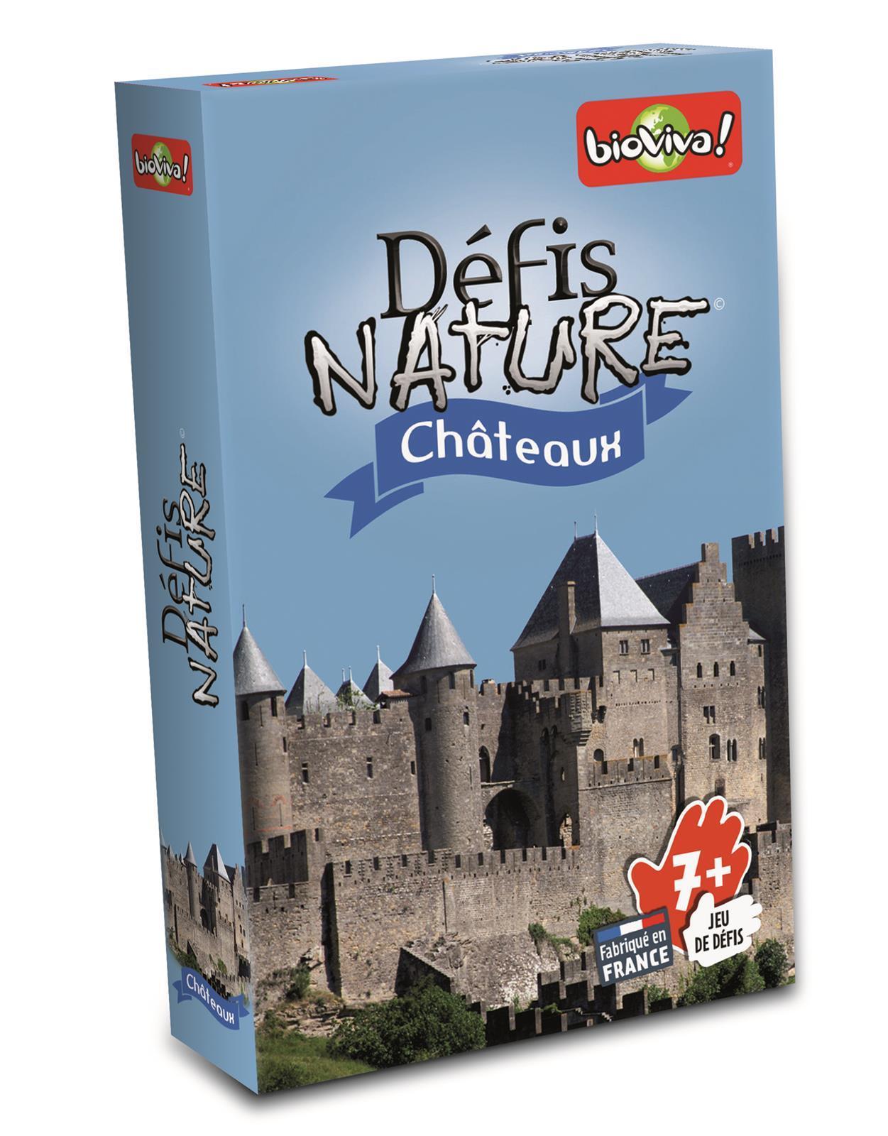 DEFIS NATURE - CHATEAUX