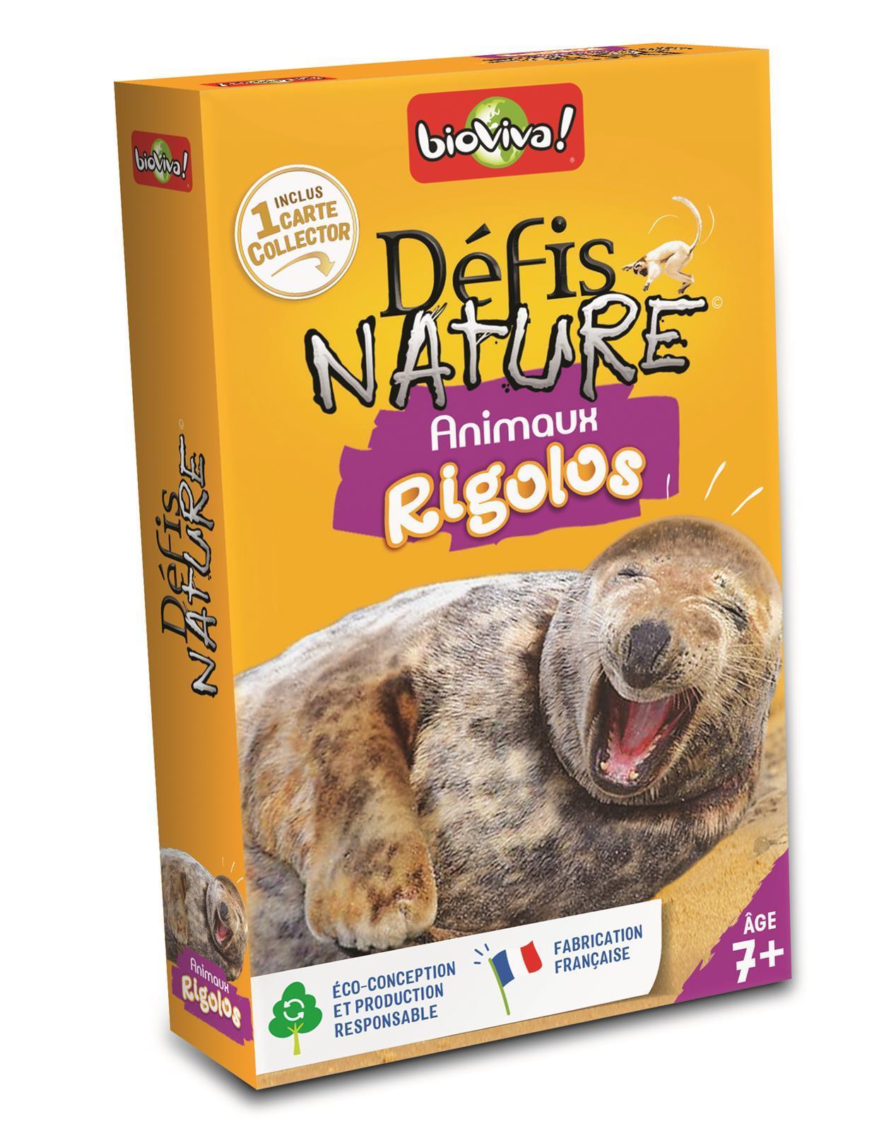 DEFIS NATURE - ANIMAUX RIGOLOS
