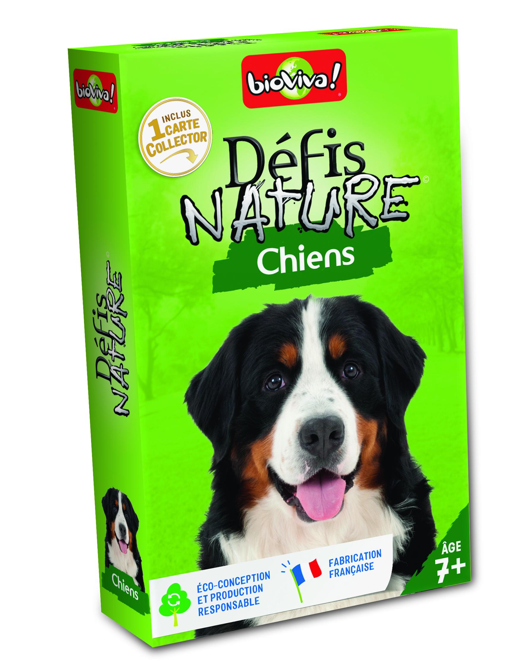 DEFIS NATURE - CHIENS