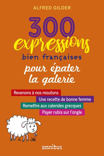 300 EXPRESSIONS BIEN FRANCAISES POUR EPATER LA GALERIE