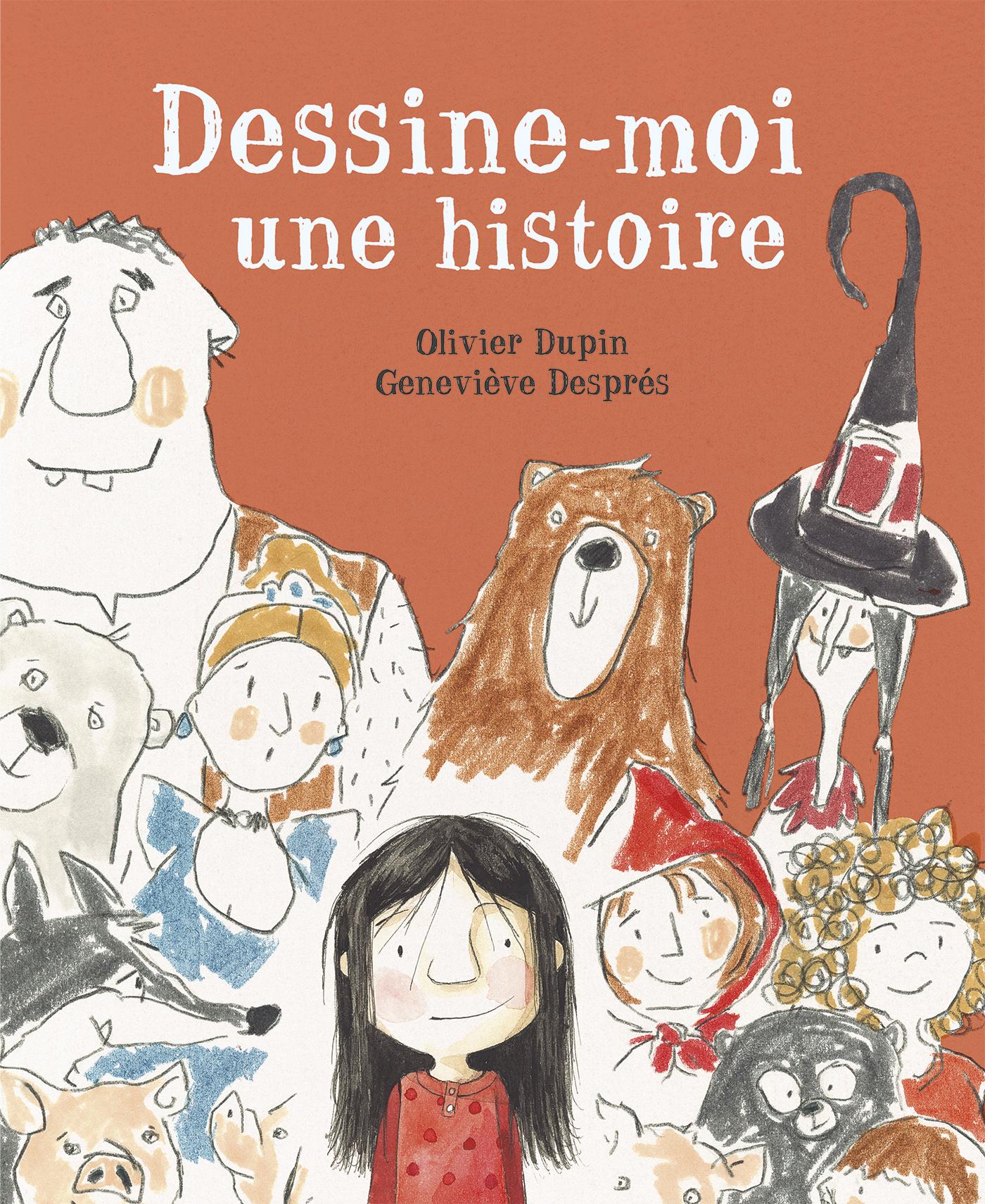 DESSINE-MOI UNE HISTOIRE