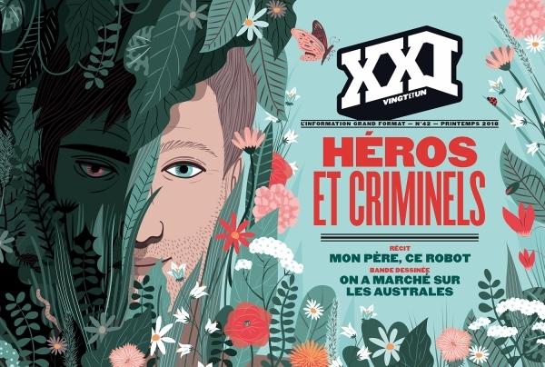 XXI N42 HEROS ET CRIMINELS