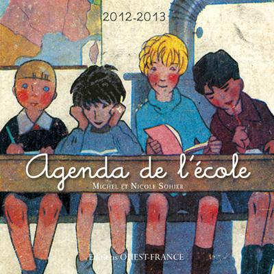 AGENDA DE L'ECOLE 2012-2013