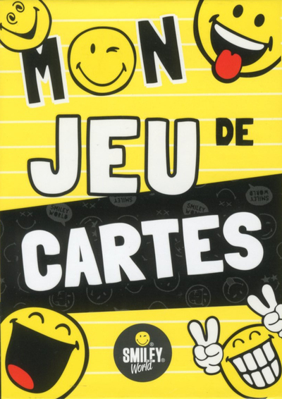 SMILEY - MON JEU DE CARTES