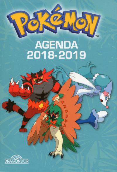 POKEMON - AGENDA 2018-2019