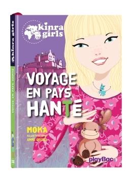 KINRA GIRLS : VOYAGE EN PAYS HANTE -  TOME 12