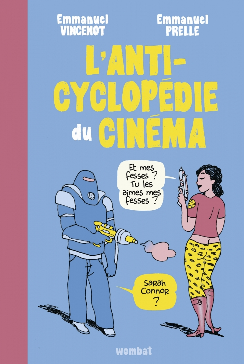 L'ANTICYCLOPEDIE DU CINEMA
