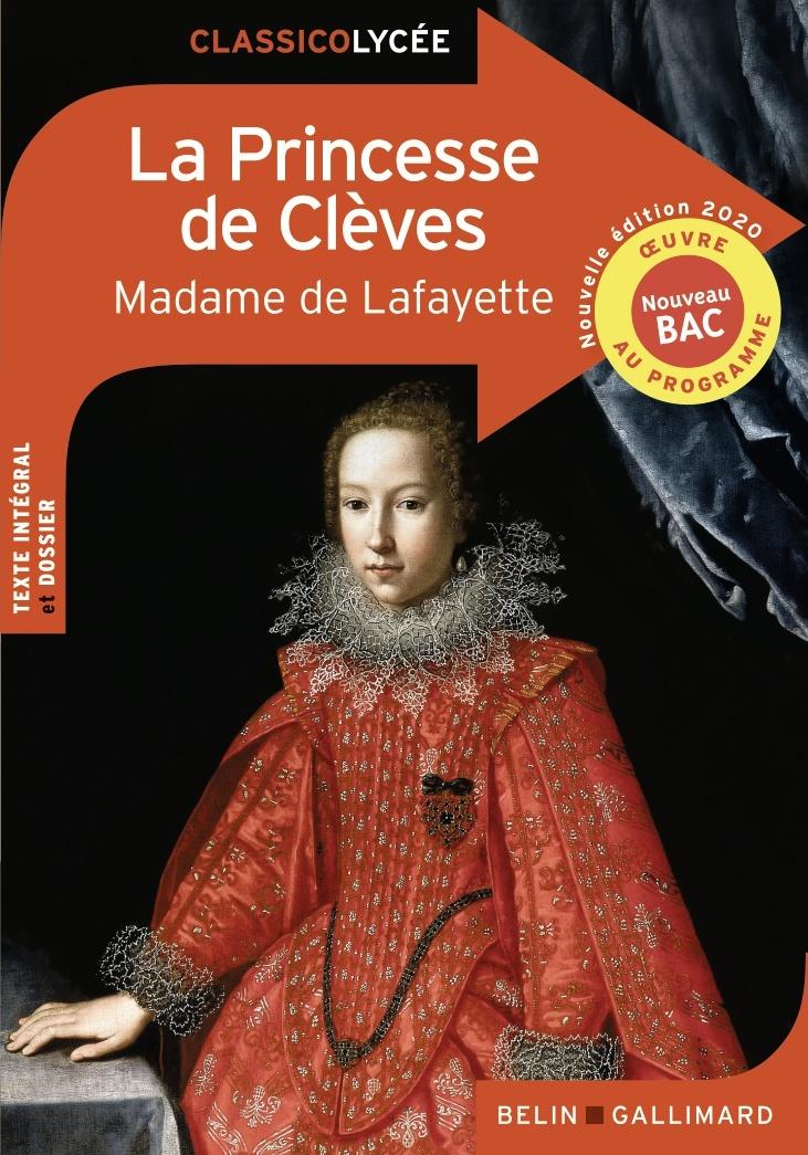 LA PRINCESSE DE CLEVES - NOUVELLE EDITION 2020