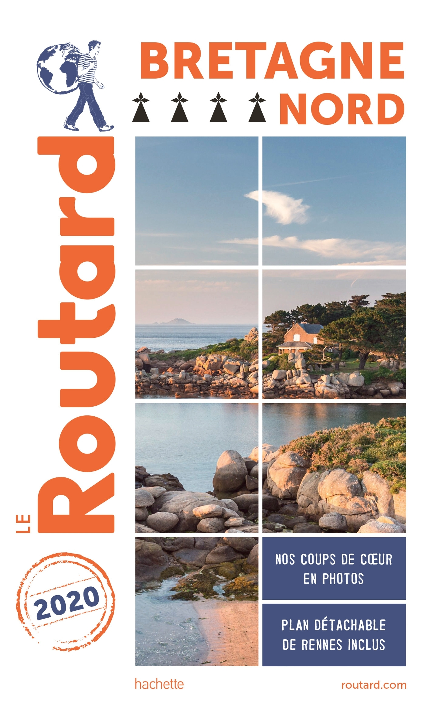 GUIDE DU ROUTARD BRETAGNE NORD 2020