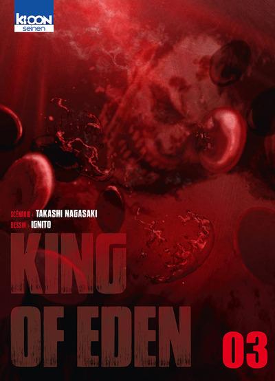 KING OF EDEN T03 - VOL03