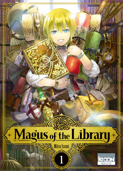 MAGUS OF THE LIBRARY T01 - VOL01