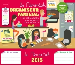 ORGANISEUR FAMILIAL MEMONIAK 2014-2015