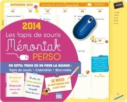 TAPIS DE SOURIS MEMONIAK PERSO 2014