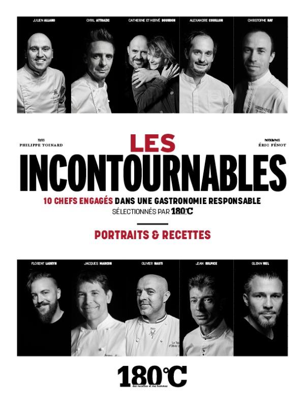 CHEFS INCONTOURNABLES #1