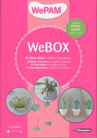 COFFRET WEBOX IDEES DECO