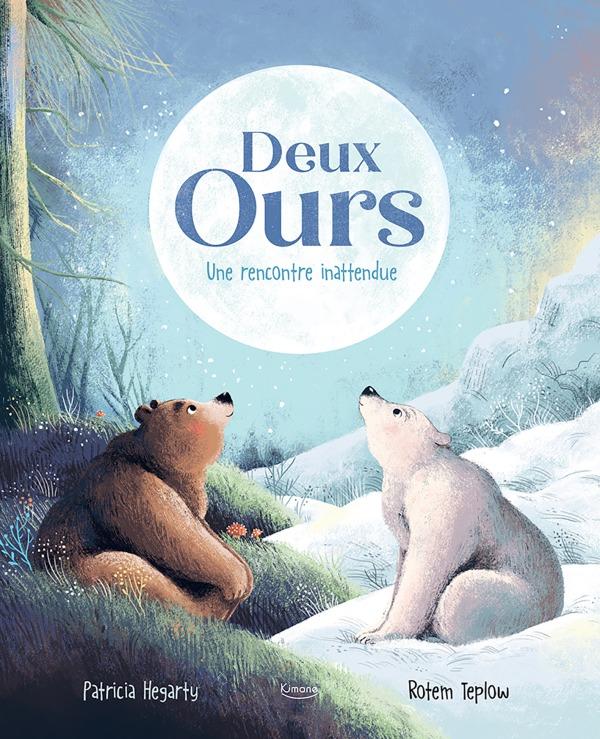 DEUX OURS - UNE RENCONTRE INATTENDUE