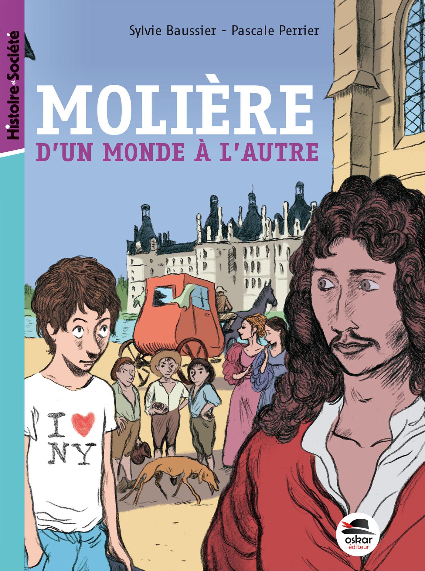 MOLIERE, D'UN MONDE A L'AUTRE