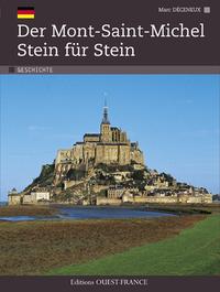 Le Mont Saint Michel pierre à pierre (all)
