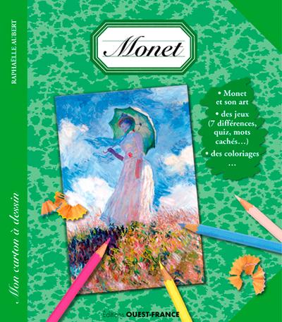 Monet (fr) - mon carton a dessin