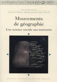 Mouvements de géographie