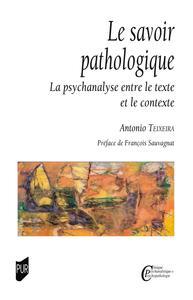 Le savoir pathologique