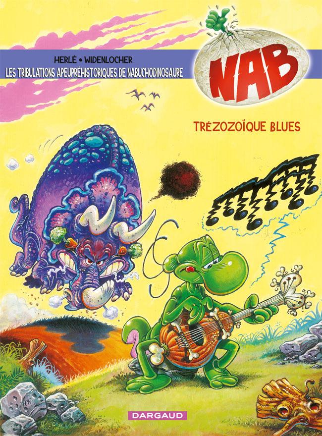NAB - T13 - TREIZOZOIQUE BLUES !