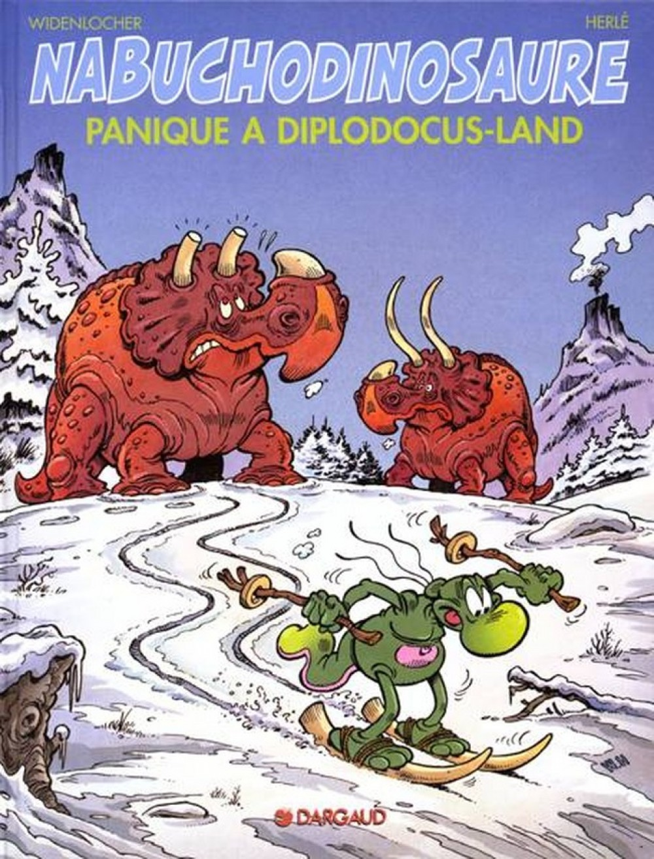 NAB - T7 - PANIQUE A DIPLODOCUS-LAND